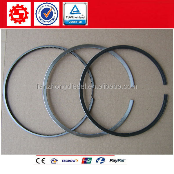 Hot sale cheap price cummins KT19 diesel engine piston ring set 4089500