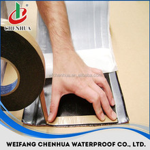 flat roofing materials outdoor waterproof tape made in China