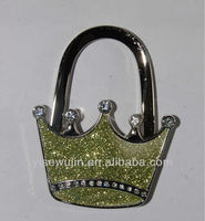 2013 new style hot selling purse hooks for tables