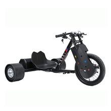 YouPai manufacturer in china 500w / 1000w electric drift trike motorcycle e-tricycle price elektric scooter