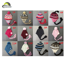 children beanie hats/knitting baby beanie/winter hat
