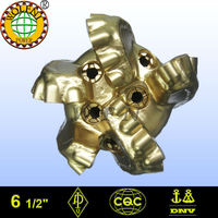 oil drilling bits pdc bit types