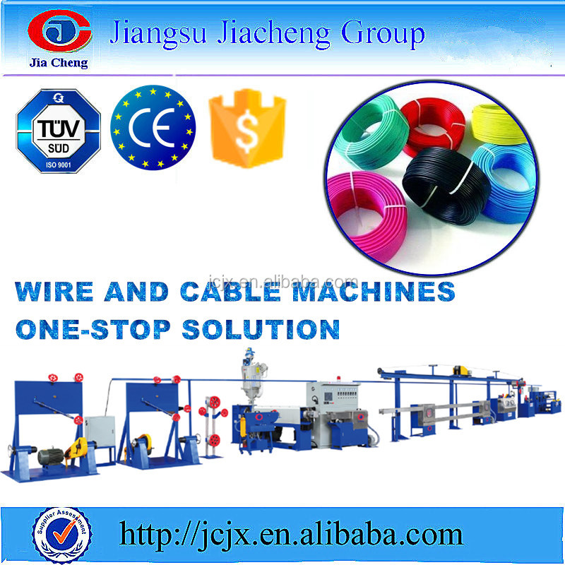 electrical cable wire making machine equipment