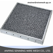 Galvanized steel Washable&Reusable mesh filters&air filter&filter elements