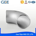 GEE stainless steel pipe fitting equal elbow