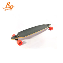 Professional manufacture custom wooden skateboard