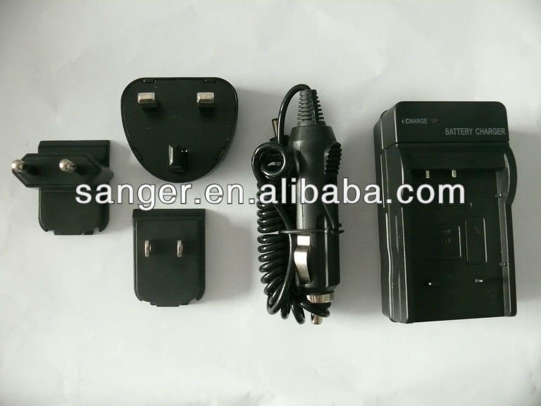 Camera Battery Charger for Pentax D-LI63