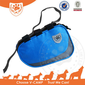 My Pet Convenient Dog Backpack with velcro straps