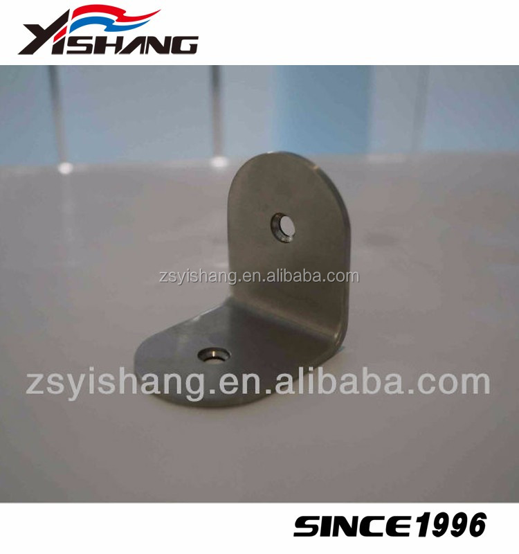 Metal l angle stainless steel bracket