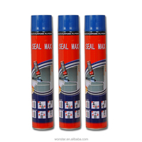Pu foam sealant polyurethane foam spary for construction joints