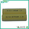 Hotsale nicd aa 700mah battery 9.6v for power tools