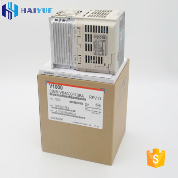 100% New and original yaskawa V1000 inverter CIMR-VB4A0007BBA