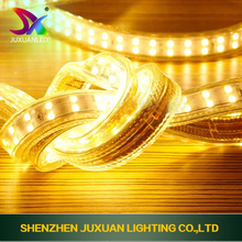 Wholesales price SMD 2835 chip double row flashing flexible wireless led strip light