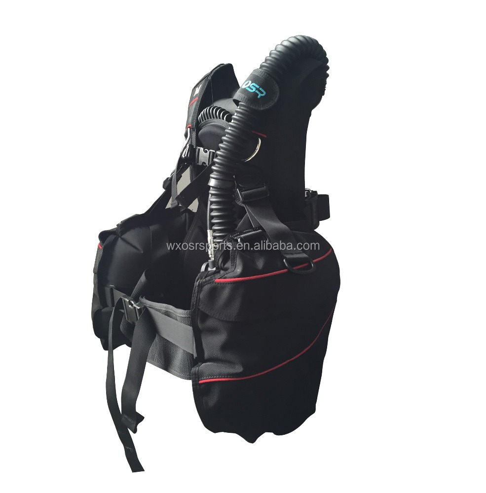 Scuba diving Basic Jacket BCD