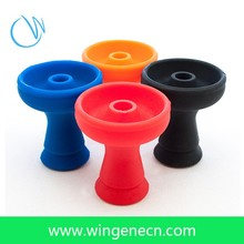 Silicone Smoking Accessories/Silicone Portable Hookah Shisha Bowl