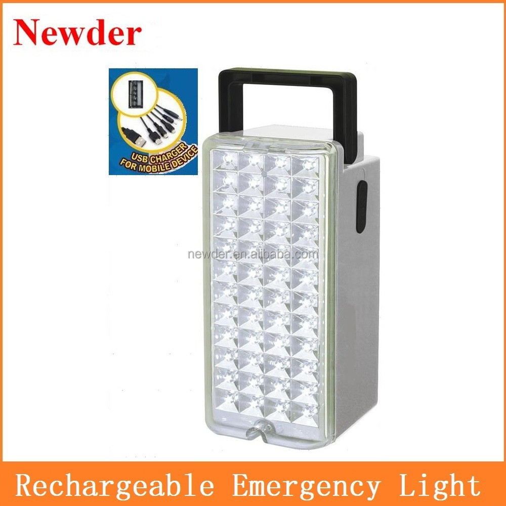 48SMD emergency light, light emergency MODEL 048LU