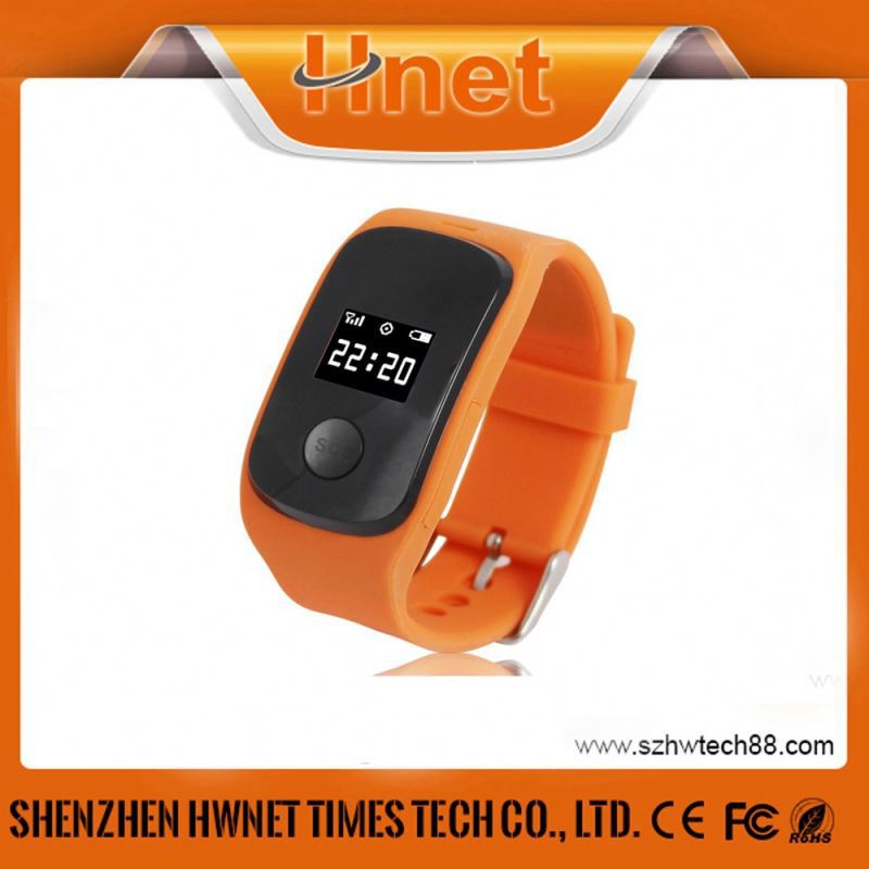 2015 Hottest selling Wifi+bluetooth waterproof digital kid watch, children gps watch