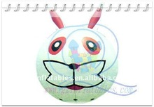 {Qi Ling}lovely inflatable rabbit model for sale