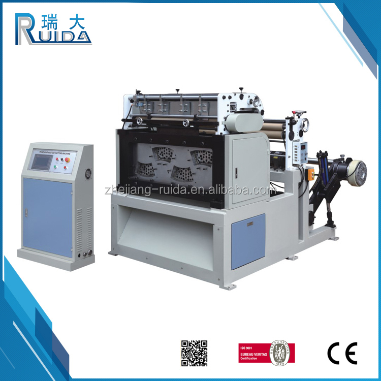 RUIDA Supply New Model Style Automatic Die Cutting Machine For Jigsaw Puzzle