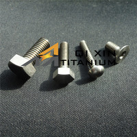 Titanium M8 Screw Dimensions