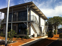 Container Australian Compliant Modular House of quick installation, less wet work and less labor cost