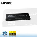 HDMI Audio Splitter 1x4 Support 3D used for HDTV, DVD & so on