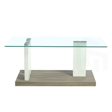 modern rectangular glass modern coffee table living room <strong>furniture</strong>