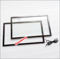 "10"" 12"" 15"" 19"" 22"" 32"" 42"" 55"" 65"" ir touch frame,65 ,55 inch usb multi touch screen overlay kit for lcd & monitor"