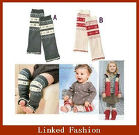 cheap clothes free shipping wholesale baby leg warmers knitting leg warmers for kids