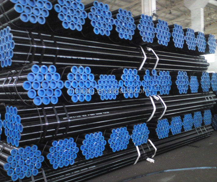 Seamless pipe,steel tube,Seamless Carbon PIPE ASTM A 53/ASTM A 106/API 5L Gr.B