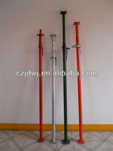 Adjustable Steel Shoring Prop System Scaffold Shoring Props