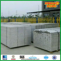 panel aluminum formwork for building construction