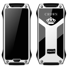 Original Brand New $35.99 Ultra-slim VKWorld Crown V8 Cell Phone 2G Bluetooth smart phone Dual SIM Same day shipping