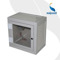 SAIP/SAIPWELL Power Box with High Quality CE Certificated 550*400*160 IP66 Distribution Box PVC Electronics Plastic Box