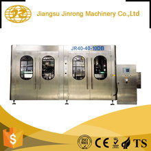 High efficiency automatic complete beer filling system line for bottles