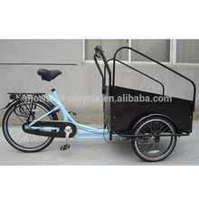 hot selling 3 wheel adult tricycle wholesale/ cargo bike / three wheel bicycle SW-Cargo-A09