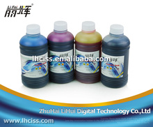 Zhuhai Lifei hot sale 250ml 4 color Ink for Canon for Latin American
