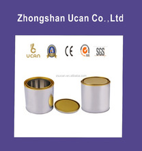 Metal Tin Bucket with Lids