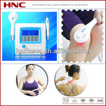 808nm bio laser therapy equipment for sprain and muscular swelling