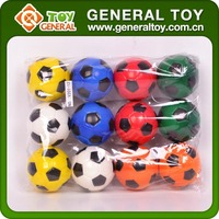 3 inches Soft Plastic Type PU Material Ball Toy Stress Ball