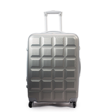 ABS PC Trolley luggage/cabin suitcase/hard case