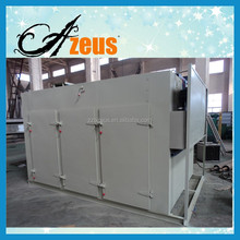 Industrial cheap price moringa leaf drying machine with trays and trolleys