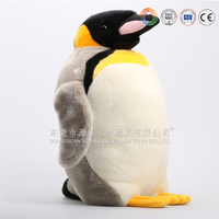 Hot sale club penguin plush toys/penguin talking toy/penguin stuffed animals