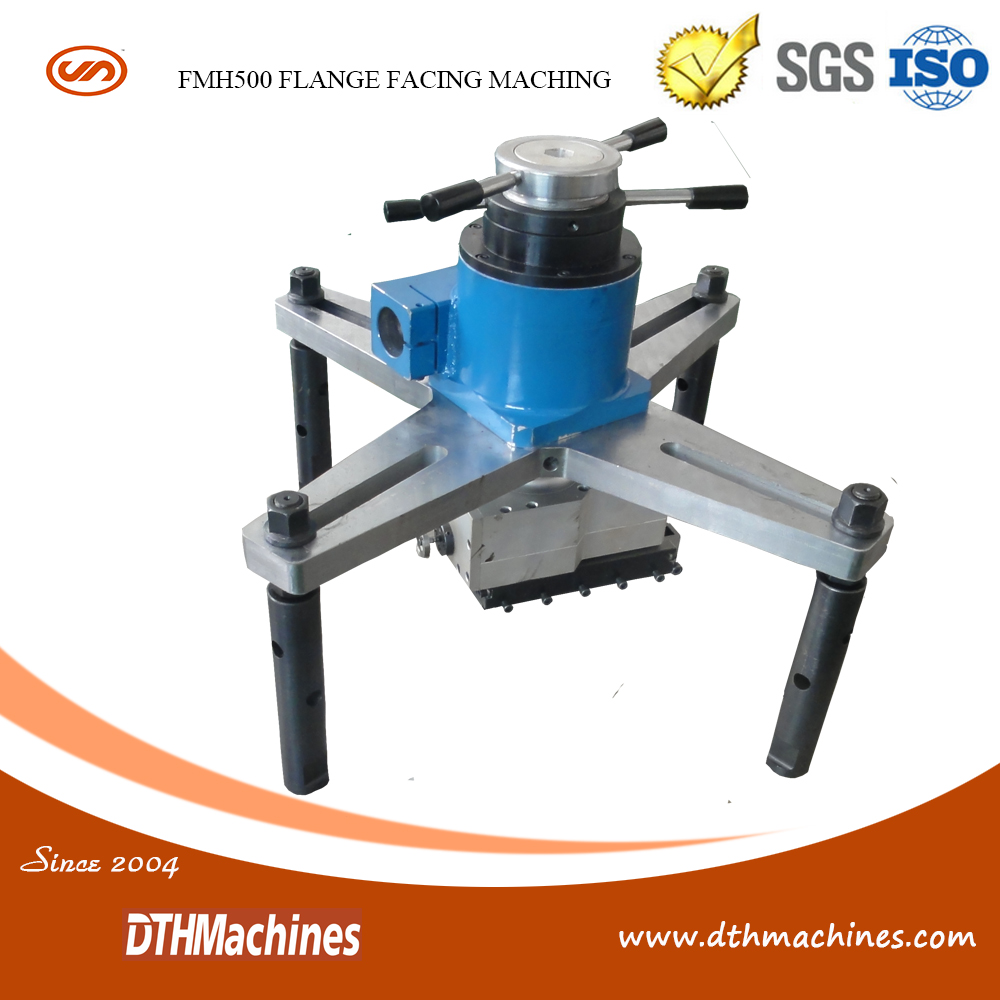 FMH500 portable OD mount flange facers