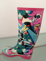 neoprene rain boots for women ,rain boots manufacturer,Rubber Boots with cotton