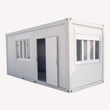 Factory Supply Prefabricated Portable Flatpack Office Container kit house