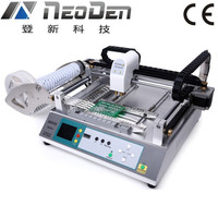 Small desktop pick and place machine TM220A for prototype, electronics DIY or manufacturing