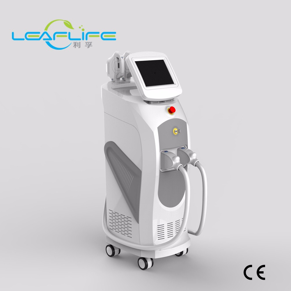 Super ipl hair removal intense pulse light for salon hair removal use CE