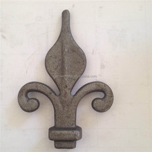 A0011 Graden gate decoration wrought iron ornament for sale