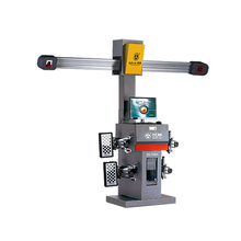 precision used 3d camera car wheel alignment and balancing machine price for sale